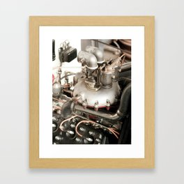 The Power of the Question Mark Framed Art Print