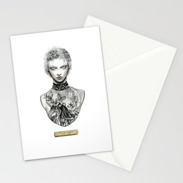 Alexander McQueen Bust Stationery Cards