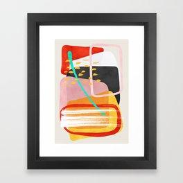 Mojo Framed Art Print