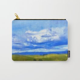 cloudy with a chance of meatballs Carry-All Pouch