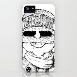 Bitchin' iPhone Case