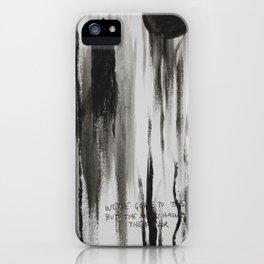 Rockets iPhone Case