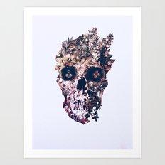 Metamorphosis Light Art Print