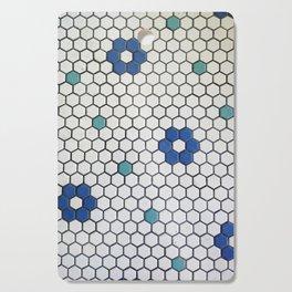 Historic Hexagons Cutting Board