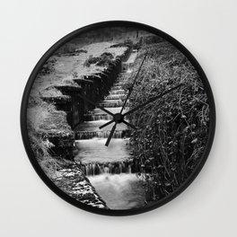 Blaen Bran, Cwmbran, South Wales, UK - 06 Wall Clock