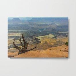 CanyonLand Metal Print