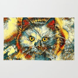 AnimalArt_Cat_20170922_by_JAMColorsSpecial Rug