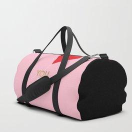You blow me away Duffle Bag