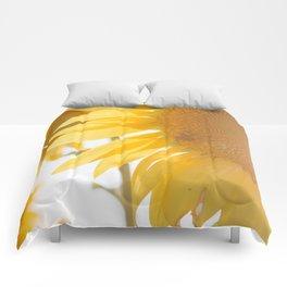 Sunflowers and Sunshine Comforters