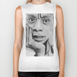 James Baldwin Biker Tank
