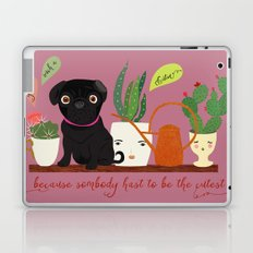 because somebody has to be the cutest Laptop & iPad Skin