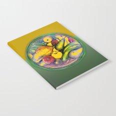 Fruits / Natural Food Notebook