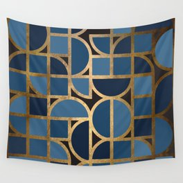 Art Deco Graphic No. 189 Wall Tapestry