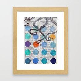 On Such a Full Sea Framed Art Print