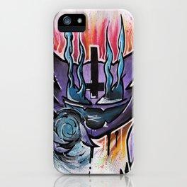Haunter (DArk twist) iPhone Case