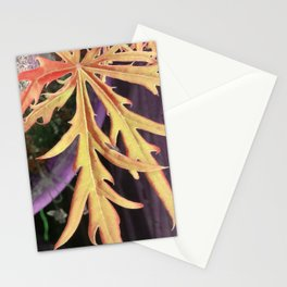 Leaf Study 1 Stationery Cards
