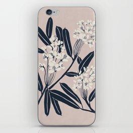Boho Botanica iPhone Skin