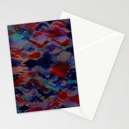 Ikat #3A Stationery Cards