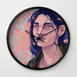 Bright Wall Clock