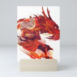 Avatar Roku  Mini Art Print
