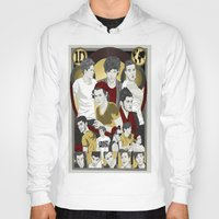 cargline Hoodies featuring Dis is Oos by cargline