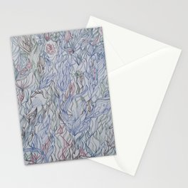 Weaving Into Form Stationery Cards