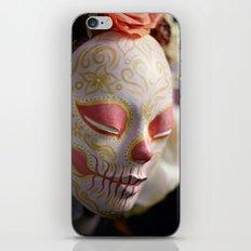 Morning Harvest Muertita Detail iPhone & iPod Skin
