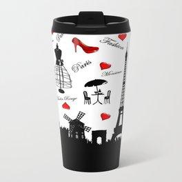 Ce est la vie Travel Mug