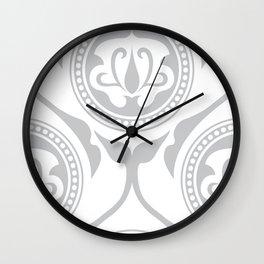 Light Morocco Wall Clock