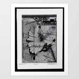 Malice Art Print