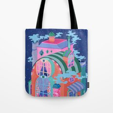 The Seeing House Tote Bag