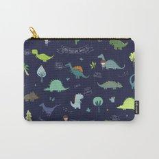 Dante Dinosaur Carry-All Pouch