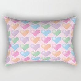 Hearts_C03 Rectangular Pillow