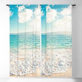 Big Beach Blackout Curtain
