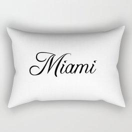 Miami Rectangular Pillow