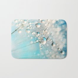 Sparkle in Blue Bath Mat