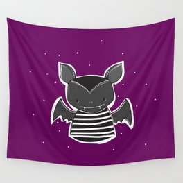 + BAT + Wall Tapestry
