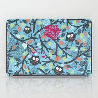 owls iPad Cases featuring Owls. by panova