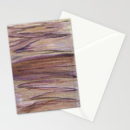 Shimmering Gold, Pink, Coral and Purple Sunset Series 2 Stationery Cards