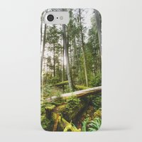 forrest iPhone & iPod Cases featuring Forrest by ILIA PHOTO + CINEMA