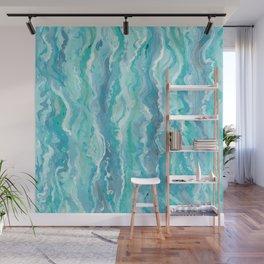 Ocean Melt Wall Mural
