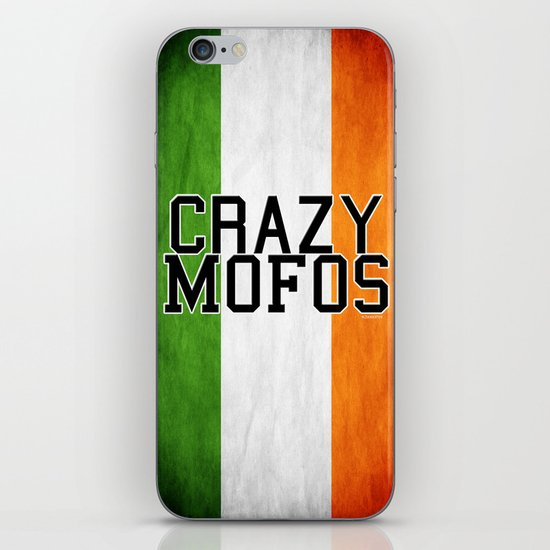 One Direction's Crazy Mofos  iPhone & iPod Skin