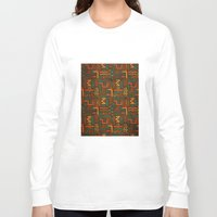 african Long Sleeve T-shirts featuring African by Arcturus