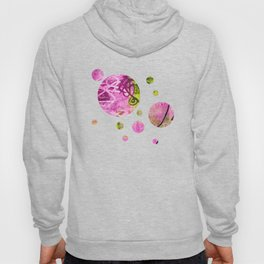 Abstract graffiti texture Hoody
