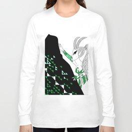 Capricorn / 12 Signs of the Zodiac Long Sleeve T-shirt