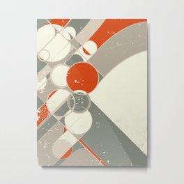 Moderne Interierur Metal Print