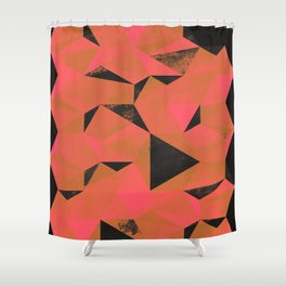 Geo M16 Shower Curtain
