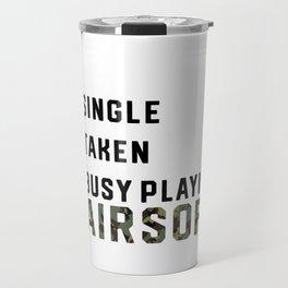 Single Relationship Airsoft Airsoft BBs Gift Travel Mug