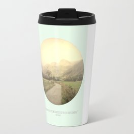 Mountain Tops Travel Mug
