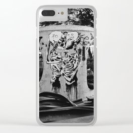 East Village VIII Clear iPhone Case